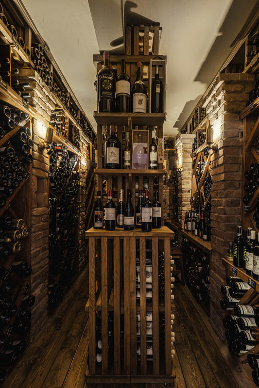 SELECTED WINES